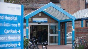 Mile End Hospital
