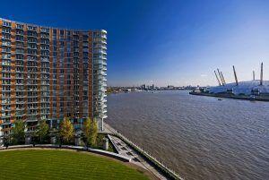 Canary Wharf Development